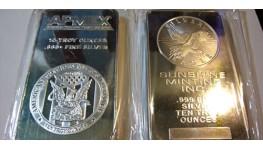 Среброто и златото са неразделни