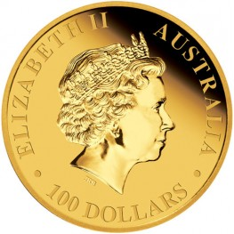 Златна монета Австралийско Кенгуру 1 oz