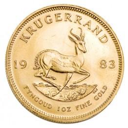 Златна монета Кругерранд 1 oz