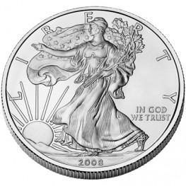 Сребърнa монета Американски орел 1 oz