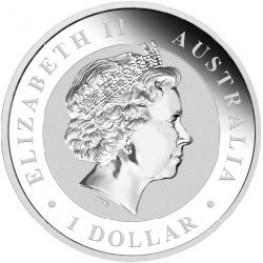 Сребърнa монета Коала 2011 1 kg